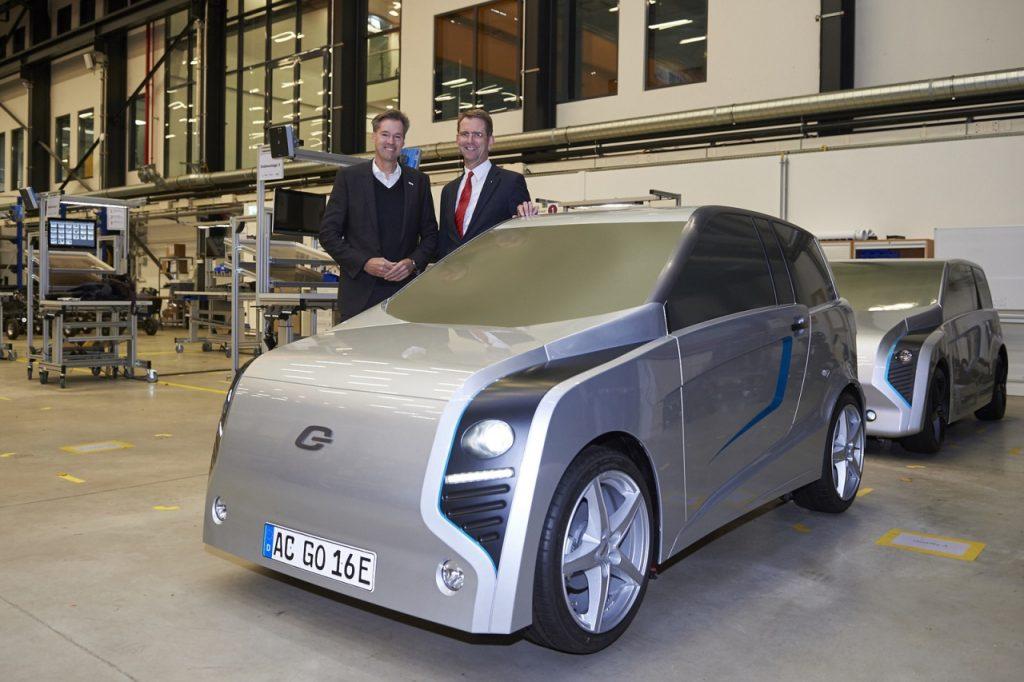 bosch Ηλεκτρικό αυτοκίνητο συνεργασία