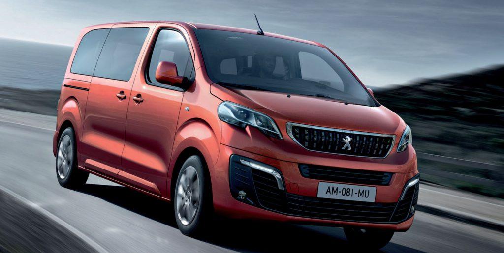 Τεχνολογια Bosch σε Peugeot Traveler