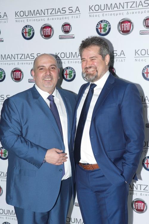 tetoma Ilias Stamogiorgos CEO